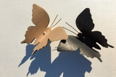 4  Keepsake Butterflies