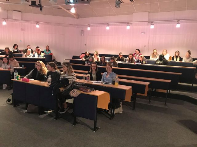 Anglia University Infant Loss Study Day