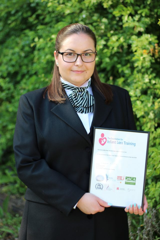 The Foundation for Infant Loss Announces its Funeral Director of the Year 2018!